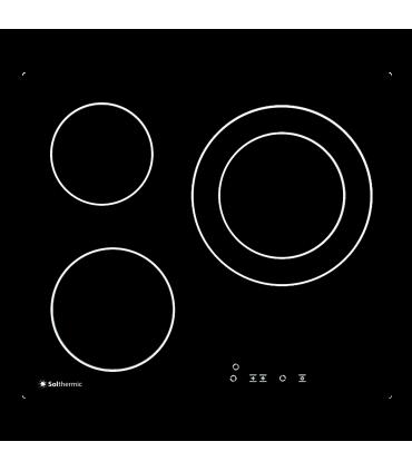 SOLTHERMIC PLACA VITRO H6030DECSSP