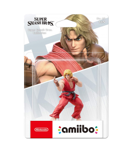 AMIIBO KEN (COLECCION SUPER SMASH BROS)