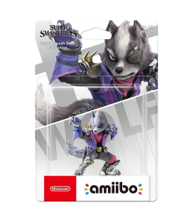 PS4 AMIIBO WOLF (COLECCION SPLATOON)