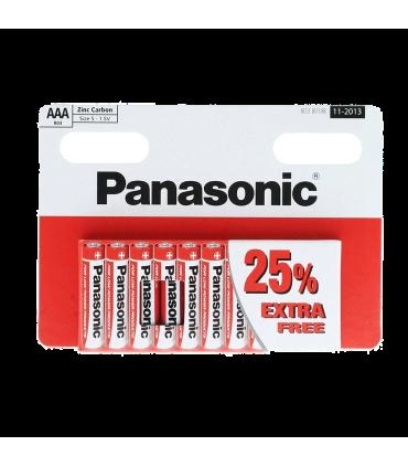 PANASONIC PILA R03 AAA BLISTER DE 10 7273500