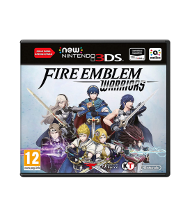 3DSNEW FIRE EMBLEM WARRIORS