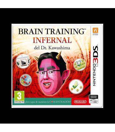3DS DR.KAWASHIMA'S DEVILISH BRAIN TRAI
