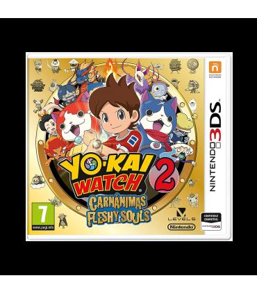 3DS YO KAI WATCH 2 CARNANIMOS