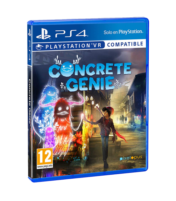 PS4 CONCRETE GENTE