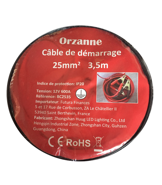 ORZAME CABLE 25M (FR)
