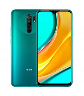XIAOMI MOVIL REDMI9 64GB GREEN