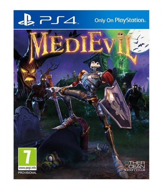 PS4 MEDIEVIL SPA