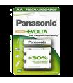 PANASONIC PILA HR06 RED P4