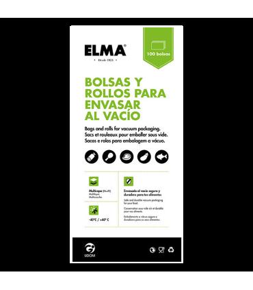ELMA BOLSAS DE 2 ROLLOS 30X600CM
