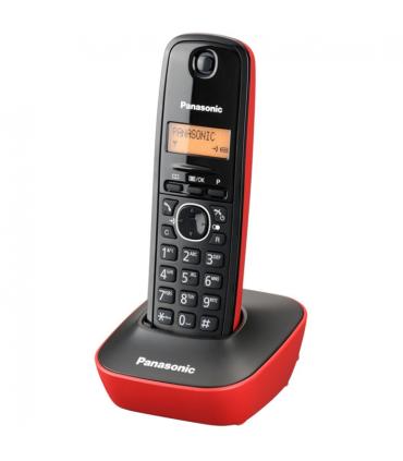 PANASONIC TELEFONO KXTG1611 ROJO