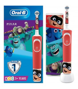 BRAUN CEPILLO DENTAL D100413 KIDS PIXAR