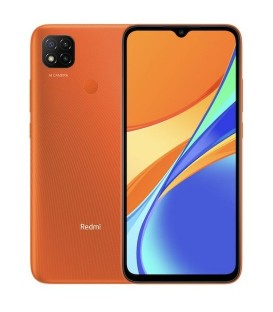 XIAOMI MOVIL REDMI9C 32GB ORANGE