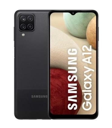 SAMSUNG MOVIL A12 4/128GB NEGRO