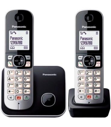 PANASONIC TELEFONO KXTG6852N NEGRO