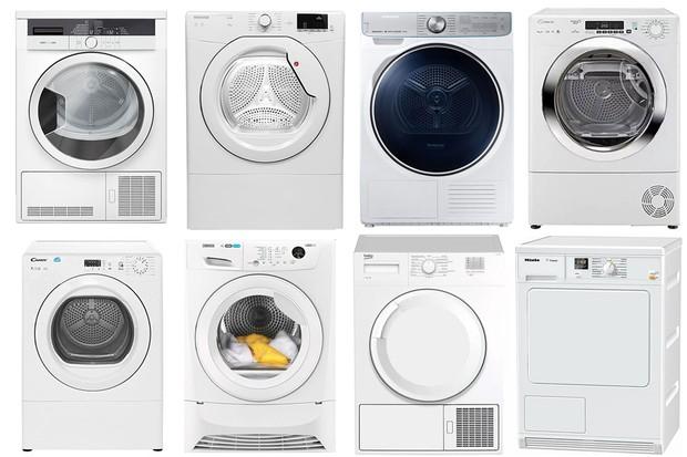 tipos de secadoras de ropa baratas que existen