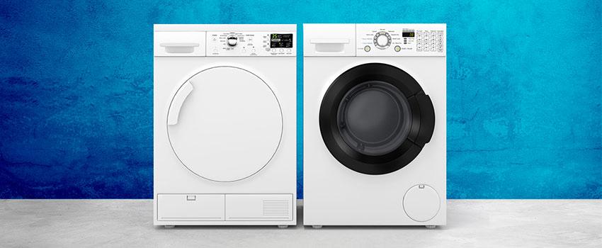tipos de secadoras de condensación